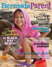 Bermuda Parent Magazine Design