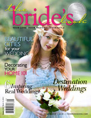 Bride's Book Magazine Design