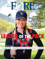 FORE Magazine Design