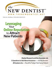 New Dentist Magazine Design