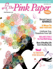 The Pink Paper Magazine Design