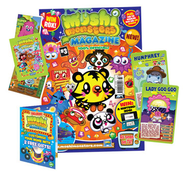 Are Moshi's Monster Numbers Pointing the Way to the Future of Print Magazine Publishing?